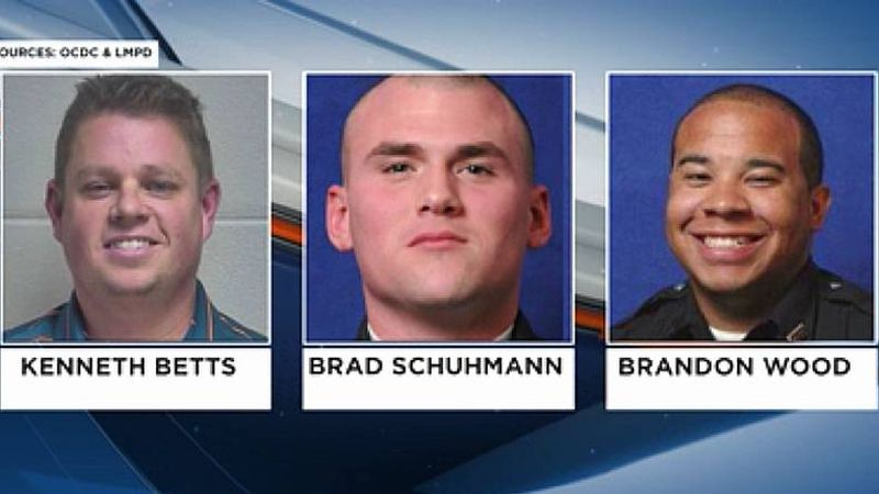 Kenneth Betts, Brad Schuhmann and Brandon Wood have all been federally prosecuted for their...