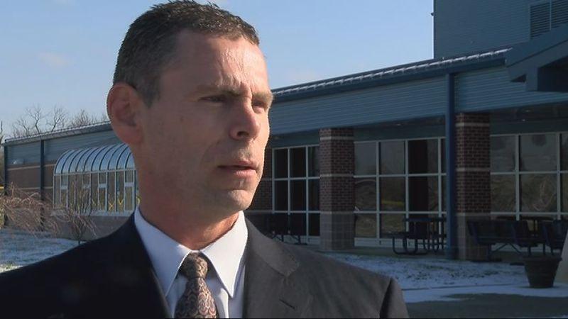 Superintendent Chuck Adams