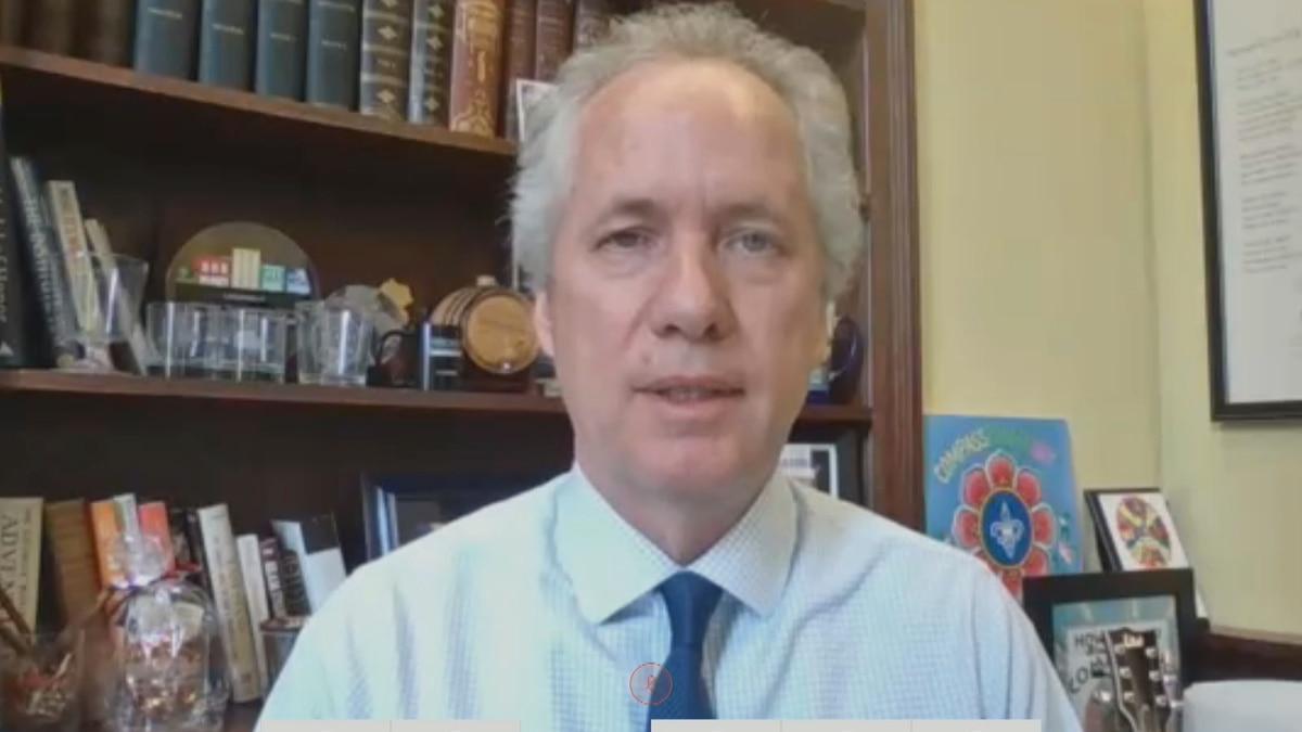 Mayor Greg Fischer on Monday announced 27 new cases of the coronavirus around Jefferson County,...