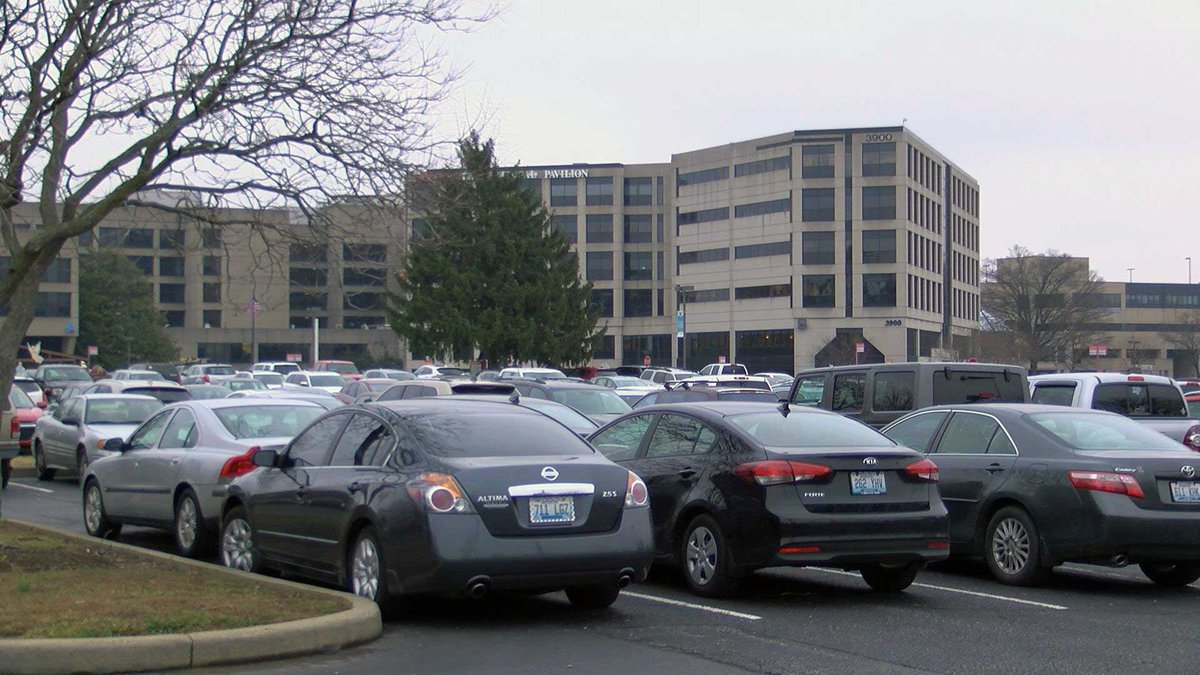 St. Matthews police say no one was injured in the shooting which occurred in parking lot of...