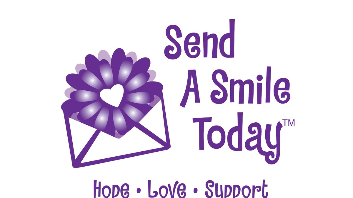 Send A Smile Today doesn't collect the stamps as a hobby; rather, the group needs stamps to use...
