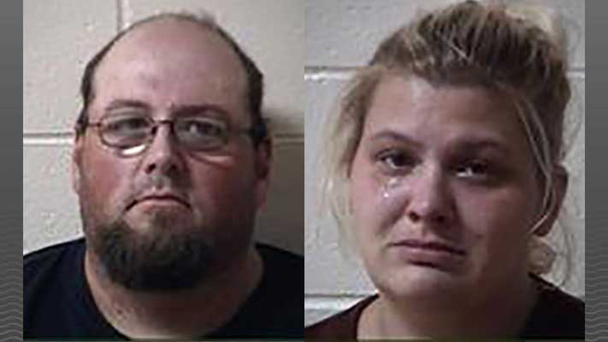 Matthew Mosier, 37, of Scottsburg, Ind., and Hannah Graves, 28, of Austin, Ind., were arrested...