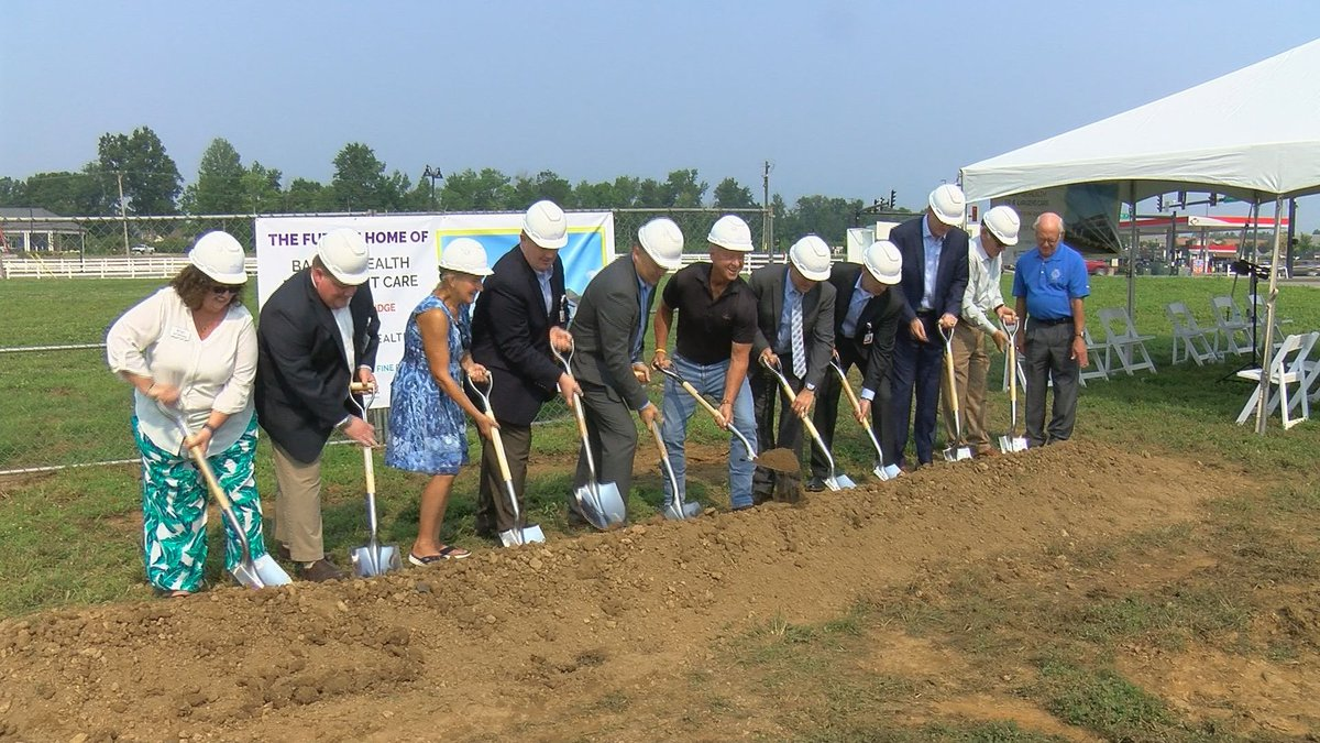 A $10 million project is aimed at bringing better healthcare to Southern Indiana.
