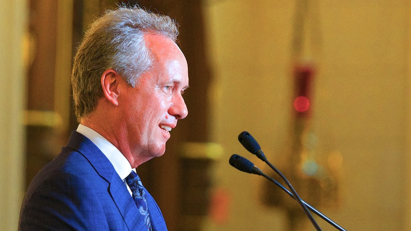 Mayor Greg Fischer's ambitious budget proposal is set to get a vote on June 24 following a...