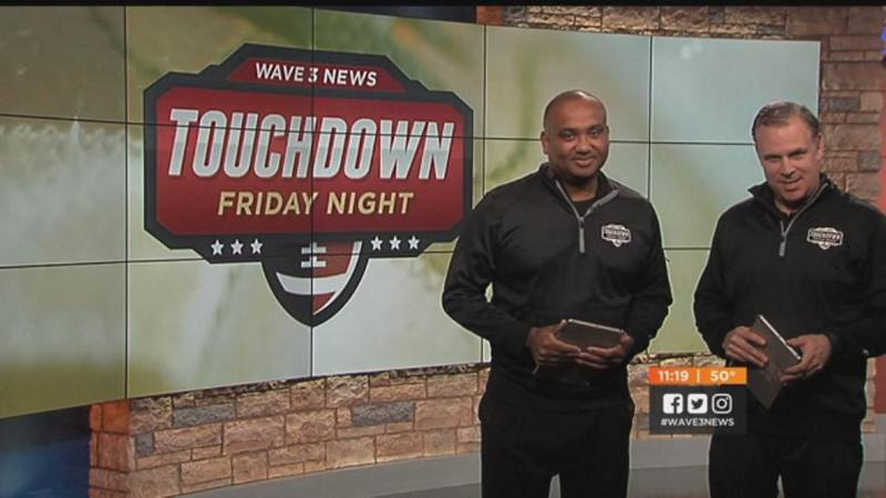 Touchdown Friday Night - Week #12 - 11-4-16