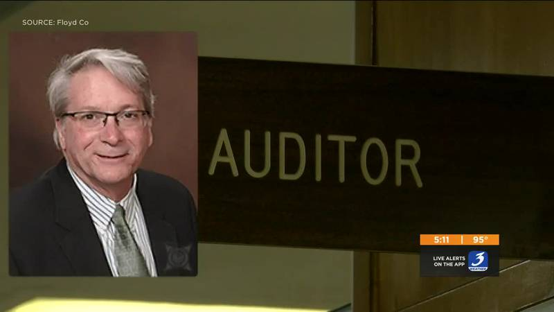 Concerns are popping up in Floyd County over issues with the auditor, Scott Clark.