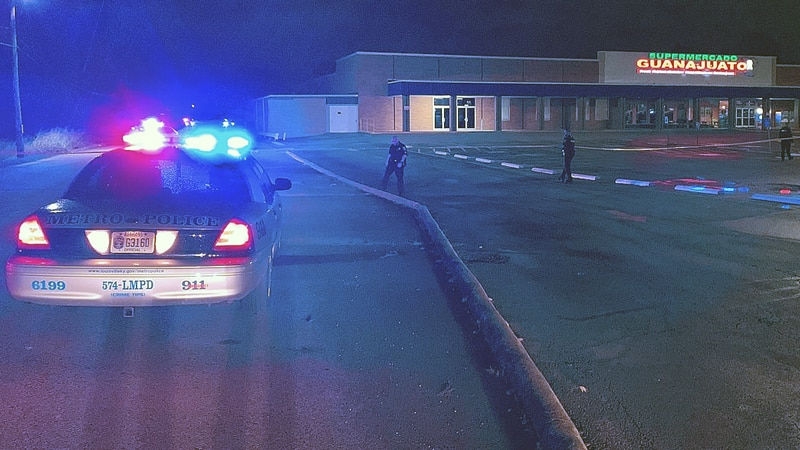 A person was shot late Friday night in Newburg on Forest Drive near Preston Highway. LMPD is...