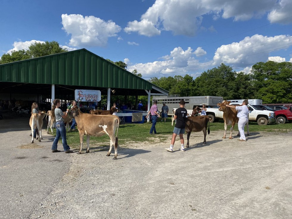 The Bullitt County Fair returned this week after a year-long hiatus.
