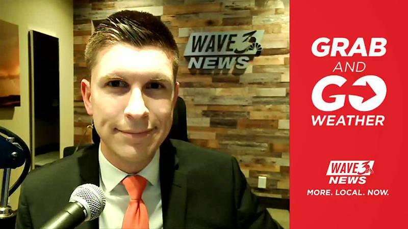 Meteorologist Ryan Hoke has your ALERT DAY forecast.