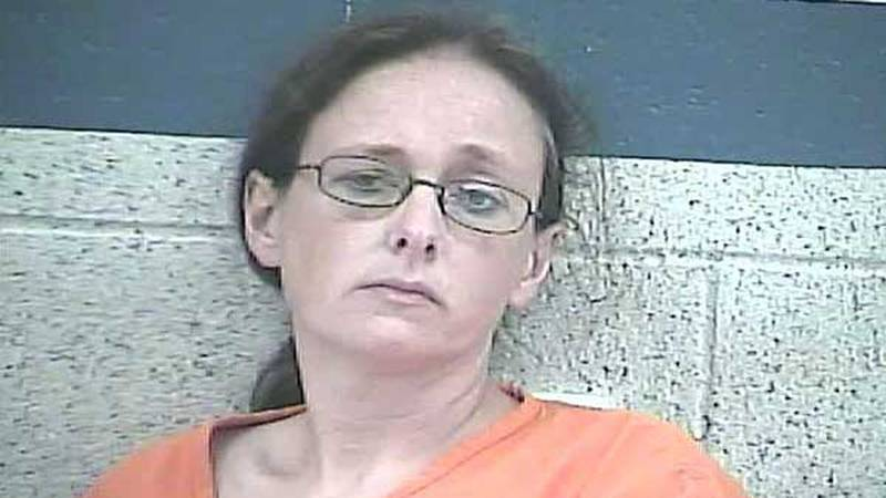 Amanda Marie Devers, 33, is charged with murder in the shooting death of her husband during a...