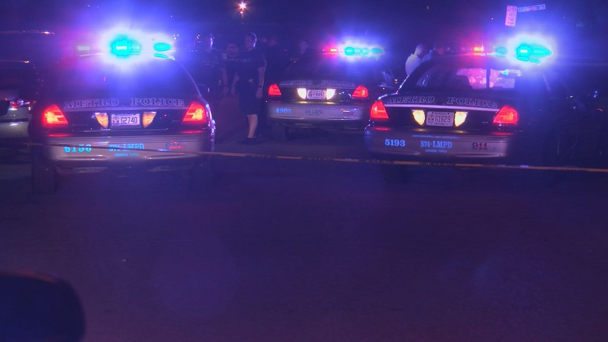 A man was shot around 11:45 p.m. Thursday in the 3600 block of Georgetown Place, MetroSafe...