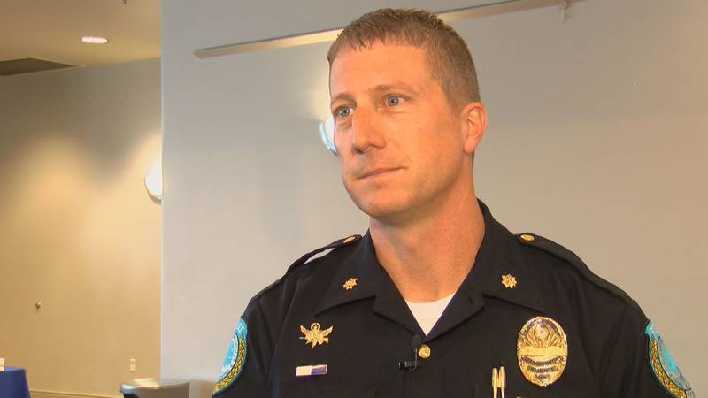 Jamie Land has served as chief of the Elizabethtown Police Department since 2017.