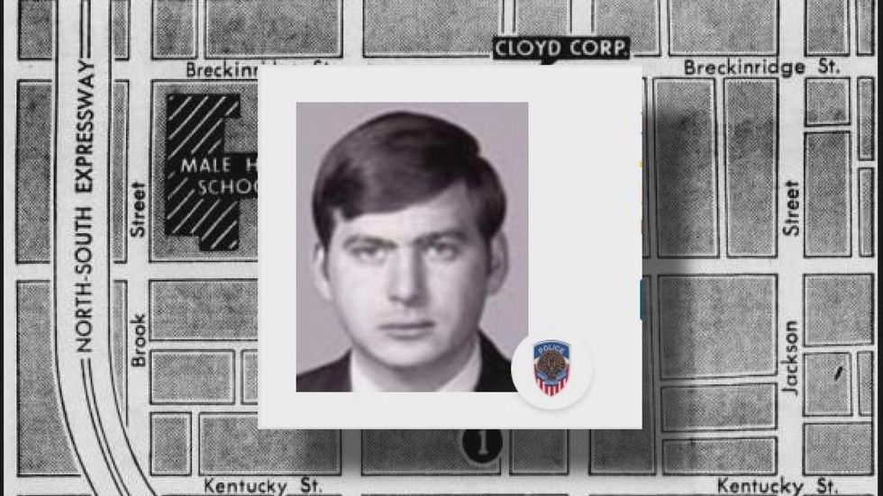 Louisville Police Department officer John Schaefer was killed in the line of duty on May 2,...