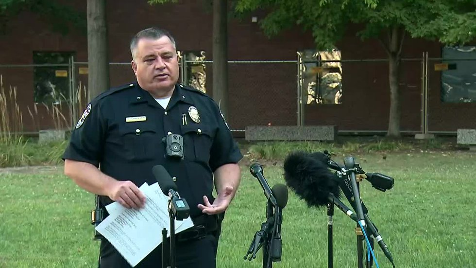 """Louisville police chief: """"We've all heard the rumors. We all know something is coming"""" in..."""