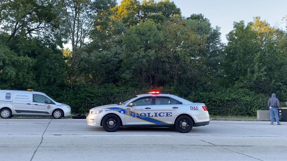 Louisville Metro police are investigating the death of a man who was shot during an exchange of...