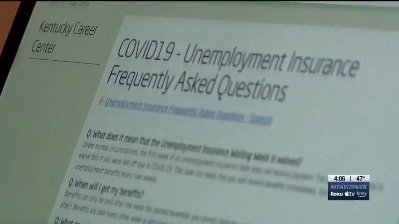 Kentucky's Office of Unemployment Insurance