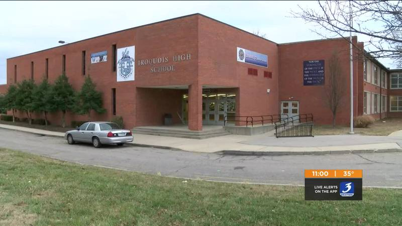 An Iroquois High School student will undergo surgery Friday to repair a broken jaw after he was...