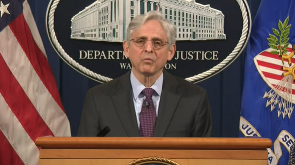 U.S. Attorney General Merrick Garland announced Monday that his office will investigate the...
