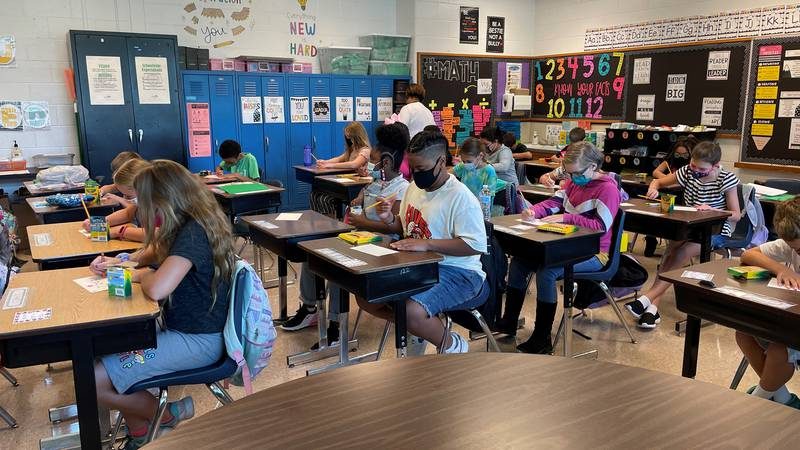 JCPS starts first day of school