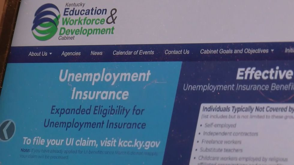 Unemployed Kentuckians seeking benefits will now have to prove their job search, but for some...