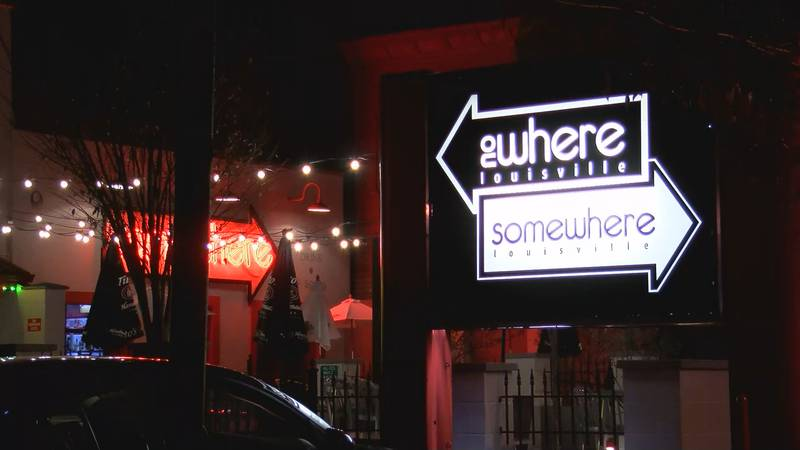 A man has died after an altercation at Nowhere Bar off of Bardstown Road.