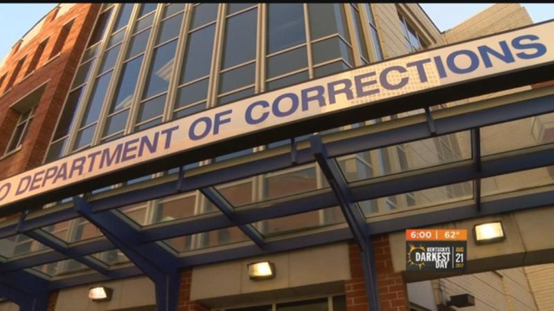 Department of Corrections (Source: WAVE 3 News)