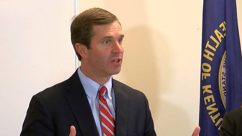 """""""This group is diverse in gender, race, faith, political party and sexual orientation,"""" Beshear..."""