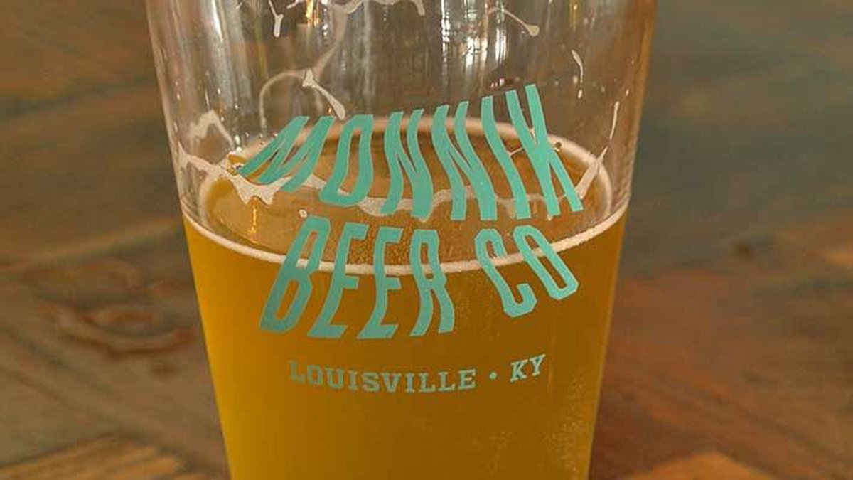 The collaboration will result in 16 Kentucky Proud beers. (Source: James Thomas, WAVE 3 News