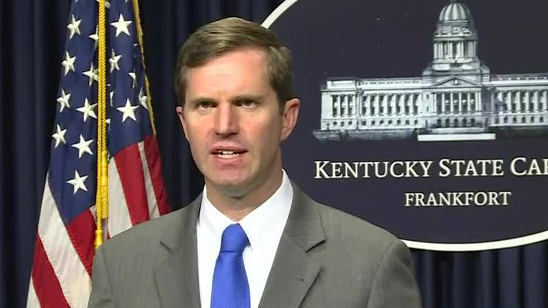 Kentucky Gov. Andy Beshear confirmed Tuesday that the state has two new cases of coronavirus.