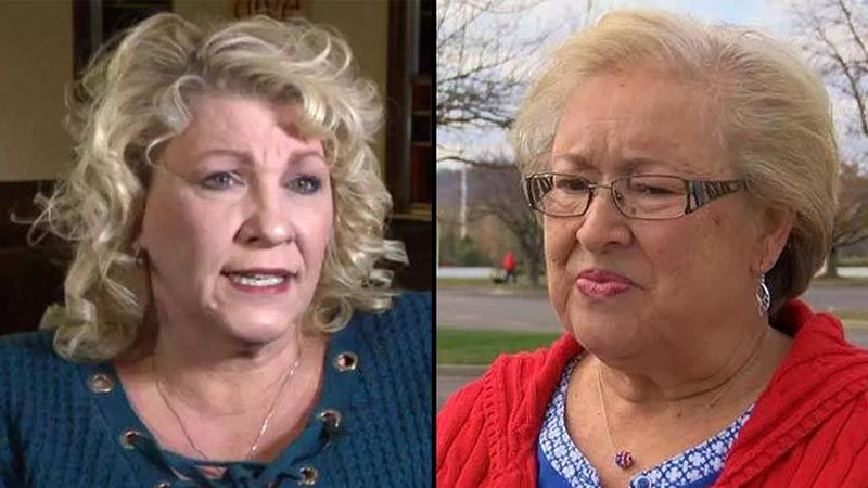 Rebecca Johnson (left) and Linda Belcher square off in Kentucky's 49th district after the seat...
