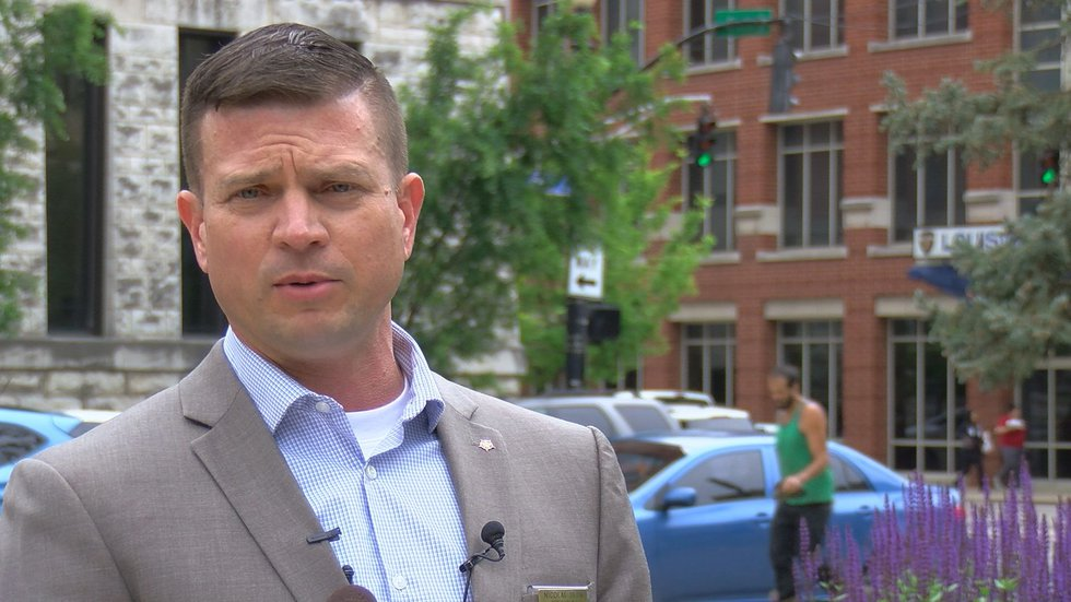 FOP President Nicolai Jilek has concerns the policy changes could put officers in danger.