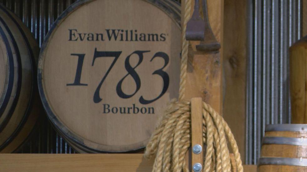 Bourbon tourism shaking off pandemic slump in Kentucky