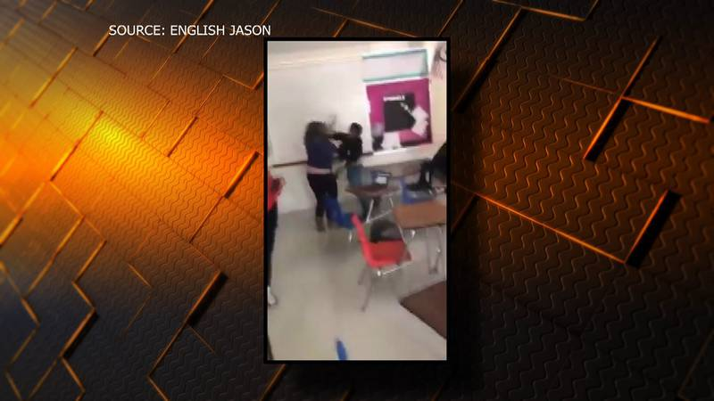 Jefferson County Public Schools are without school resource officers this year as videos of...
