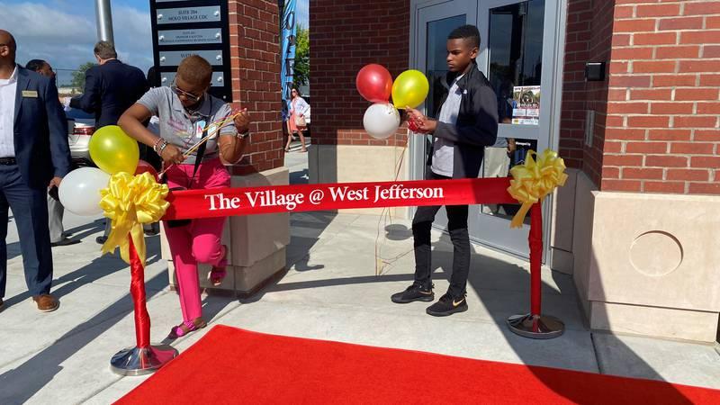 Louisville leaders unveil Village at West Jefferson