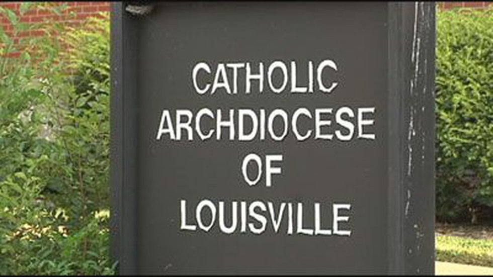 At least one man is being treated for injuries after a foiled break-in at the Archdiocese of...
