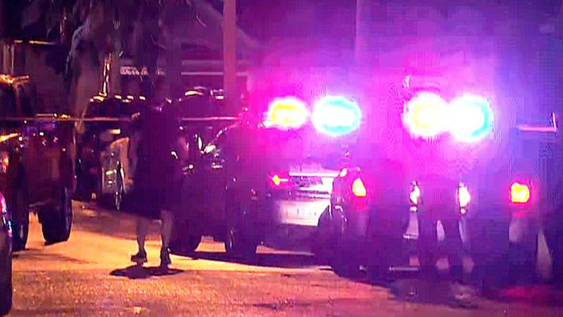 A shooting occurred in the 800 block of South 24th Street just after 10:30 p.m. on June 8.