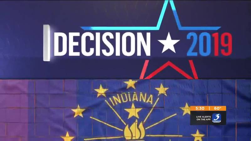 In Jeffersonville, voters will have to decide between their current mayor and the former mayor,...