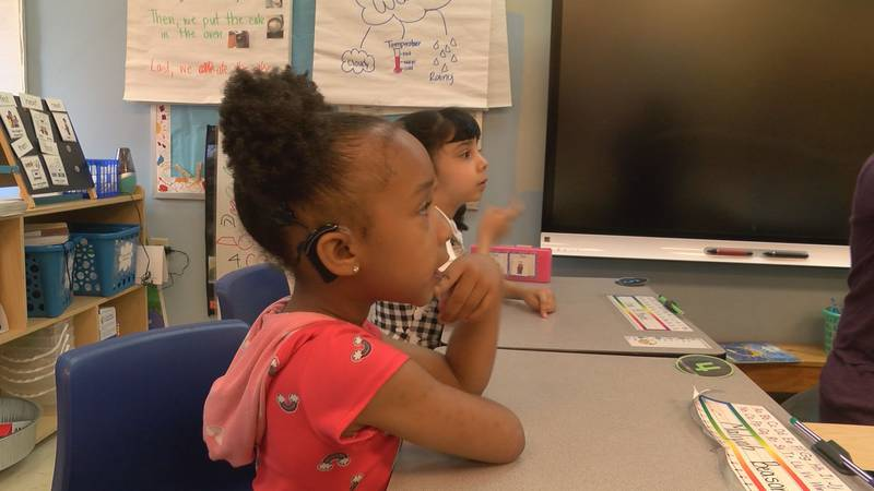 The jewelry sale will benefit students at at the Heuser Hearing and Language Academy. (Source:...