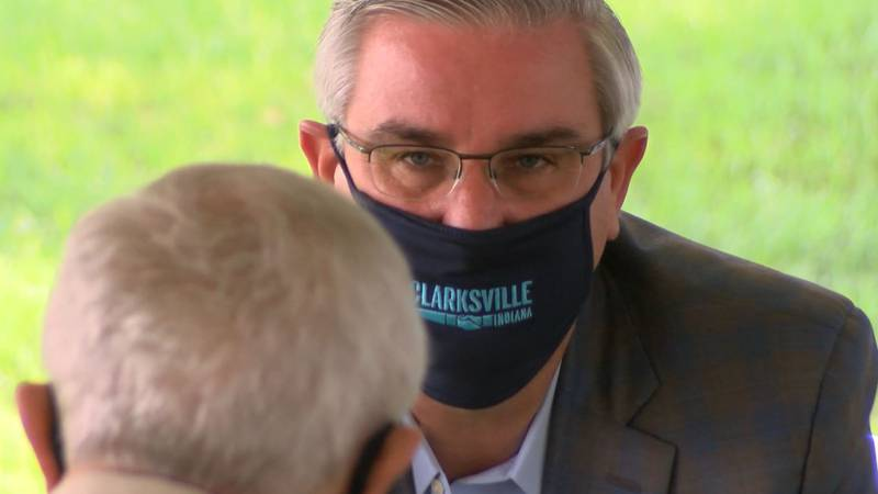 Indiana's top health officials made pleas Friday for people to get vaccinated and continue...