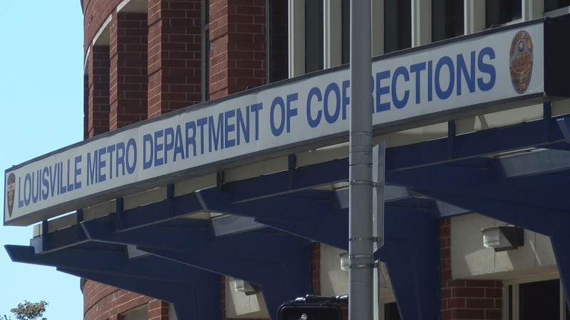 Louisville Metro Department of Corrections (Source: WAVE 3 News)