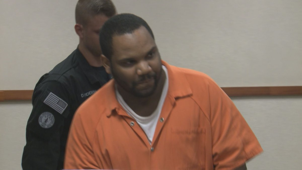 James Mallory was back in court Tuesday, after his last court date on June 10. (Source: WAVE 3...