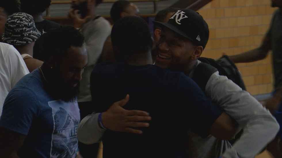 The league is about so much more than basketball. (Source: WAVE 3 News)