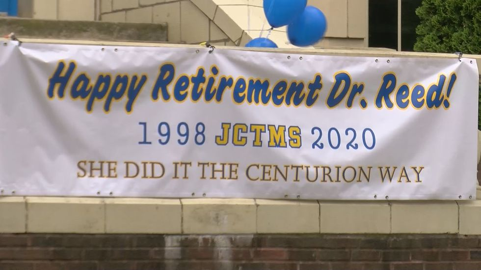 Dr.Teri Reed has been principal of JCTMS since 1998.