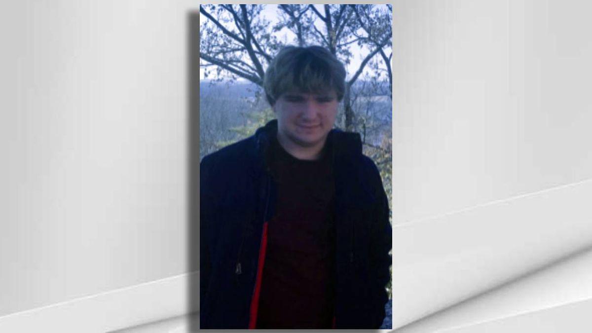 Benjamin Snyder was last seen Wednesday around 8 p.m. at the LaGrange Walmart.