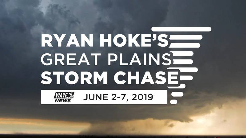 Ryan Hoke's 2019 Great Plains Storm Chase
