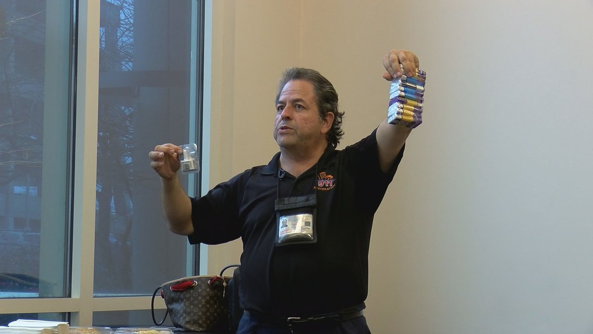 Luis Garcia spent 28 years working as a firefighter and paramedic, which gave him an inside...