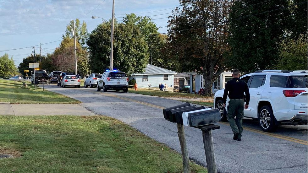 Police called to a home in Eminence, Ky. before sunrise on oct. 10 found a man dead. The victim...
