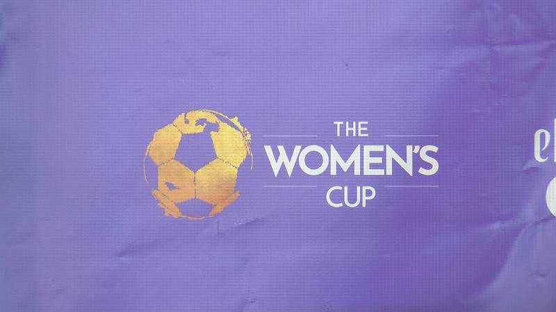 Racing Louisvlle FC is hosting the Women's Cup