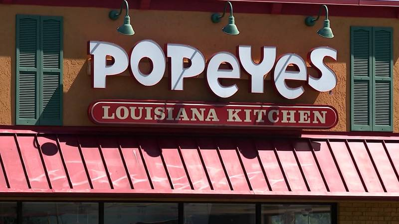 A Tennessee man is suing Popeyes for running out of their popular chicken sandwich. The meal...