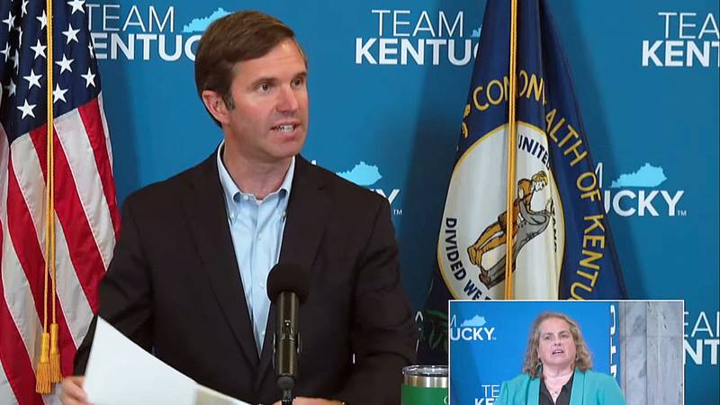 Gov. Andy Beshear (D-Ky.) said on June 24 he made the decision to not cut off the extra $300...